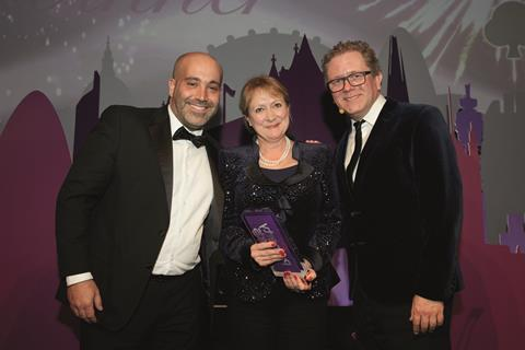Property Company of the Year Helen Gordon_Grainger